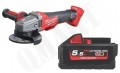 MILWAUKEE M18 Akumulator Szlifierka Kątowa FUEL + HB5.5 5,5Ah
