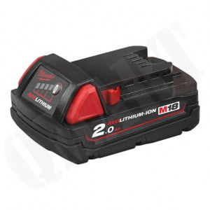 MILWAUKEE M18B2 18V 2Ah Li-Ion Akumulator