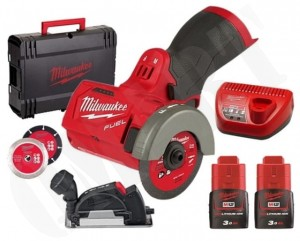 Milwaukee M12 FCOT-302X 76 mm szlifierka kątowa 4933464619