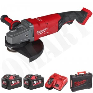 Milwaukee M18 FLAG230XPDB-902C  Szlifierka kątowa 230mm 4933464115