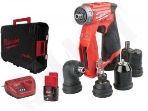 Milwaukee 	M12 FDDXKIT-302X 4933464979