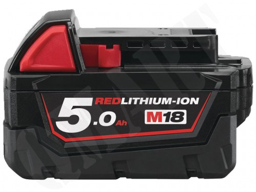 MILWAUKEE M18B5 18V 5Ah Li-Ion Akumulator